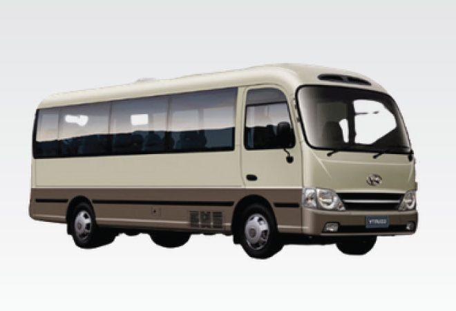 Hyundai County / 30 PLACES / (30) 2017-2018-2020