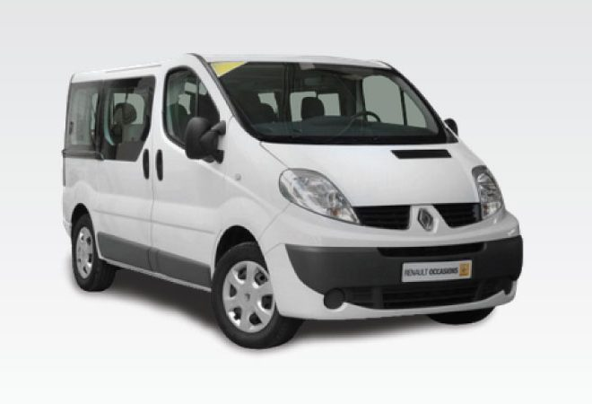 Renault Trafic / 09 PLACES / (05) 2020